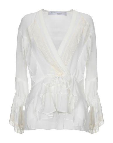IRO | Белый Женская белая блузка IRO кружево | Clouty