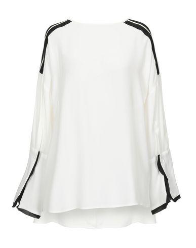 8pm | Слоновая кость Женская блузка 8PM креп | Clouty