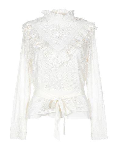 Maje | Белый Женская белая блузка MAJE кружево | Clouty