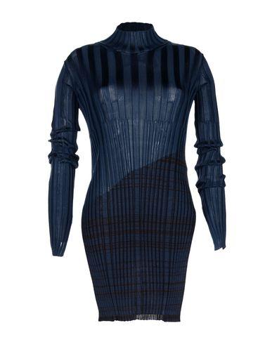 CELINE | Синий Женской синей водолазки CELINE вязаное изделие | Clouty