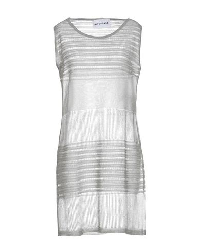 Brand Unique | Женский серый свитер BRAND UNIQUE вязаное изделие | Clouty
