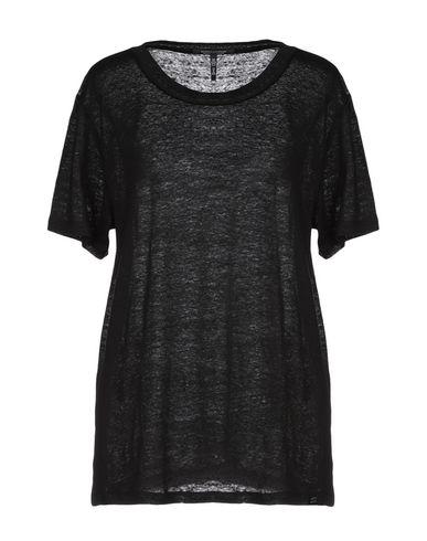 Maison Scotch | Женский черный свитер MAISON SCOTCH вязаное изделие | Clouty