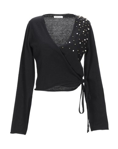 Kocca | Черный Женское черное болеро KOCCA вязаное изделие | Clouty