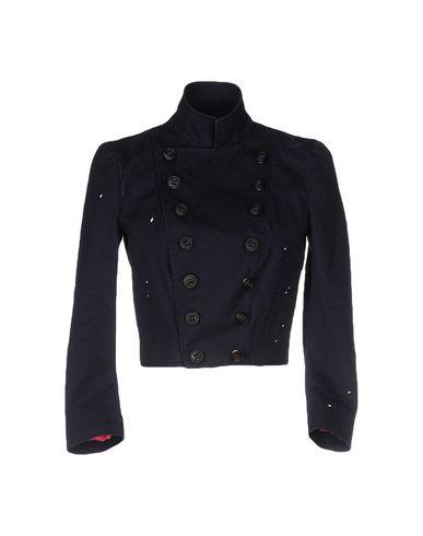 DSQUARED2 | Женский темно-синий пиджак DSQUARED2 Габардин | Clouty