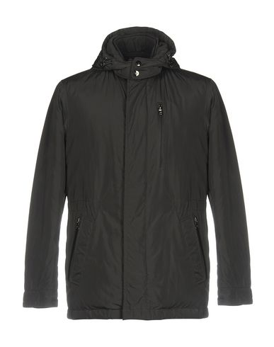 Pal Zileri   Свинцово-серый Мужская куртка LAB. PAL ZILERI техническая ткань   Clouty