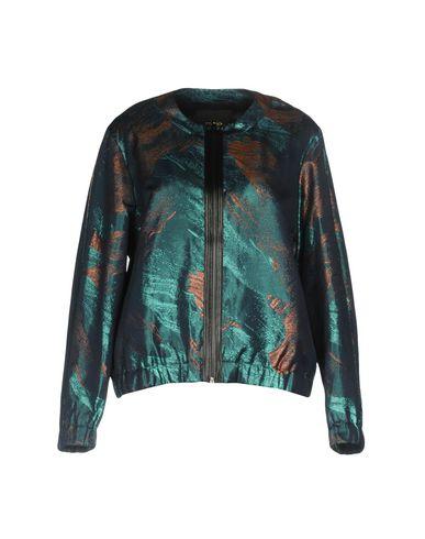 Maje | Цвет морской волны Женская куртка MAJE плотная ткань | Clouty