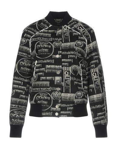 KENZO | Черный Женская черная куртка KENZO жаккардовая ткань | Clouty