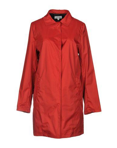 Aspesi   Кирпично-красный Женское легкое пальто ASPESI Техническая ткань   Clouty