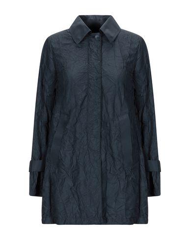 Peuterey   Темно-синий Женское темно-синее легкое пальто PEUTEREY техническая ткань   Clouty
