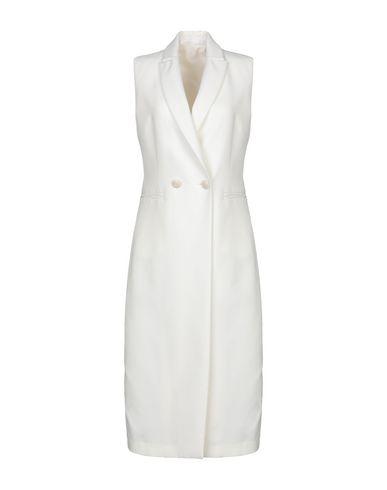 Tagliatore 0205 | Белый Женское белое легкое пальто TAGLIATORE 02-05 плотная ткань | Clouty