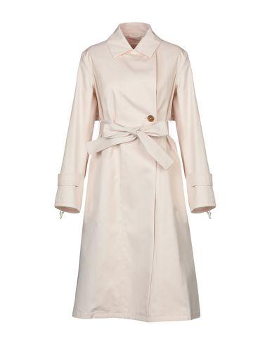 JIL SANDER | Светло-розовый; Верблюжий; Темно-синий Женское светло-розовое легкое пальто JIL SANDER плотная ткань | Clouty