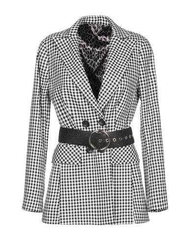 Tenax | Женский черный пиджак TENAX фланель | Clouty