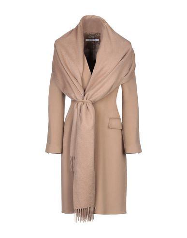 GIVENCHY | Песочный Женское песочное пальто GIVENCHY сукно | Clouty