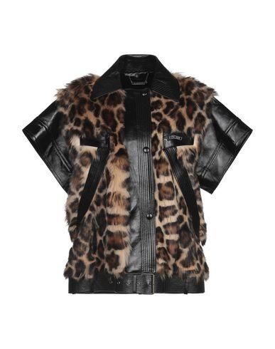GIVENCHY | Черный Женская черная куртка GIVENCHY кожа | Clouty