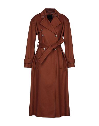 Erika Cavallini | Коричневый; Верблюжий Женское коричневое пальто ERIKA CAVALLINI сукно | Clouty