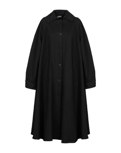 Labo.Art | Черный Женское черное легкое пальто LABO.ART габардин | Clouty