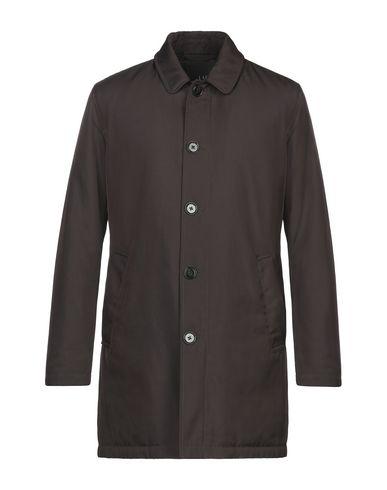 Pal Zileri | Темно-коричневый Мужская темно-коричневая куртка LAB. PAL ZILERI техническая ткань | Clouty