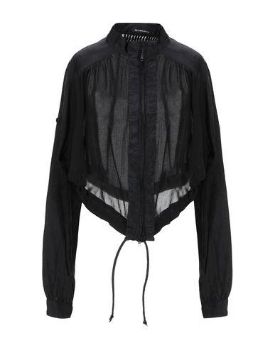Ann Demeulemeester | Черный Женская черная куртка ANN DEMEULEMEESTER плотная ткань | Clouty