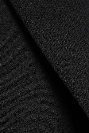 Prabal Gurung | Prabal Gurung Woman Cotton-blend Blazer Black | Clouty