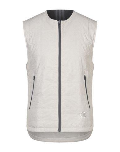 Wings + Horns x adidas | Светло-серый Мужская светло-серая куртка ADIDAS x WINGS+HORNS сукно | Clouty