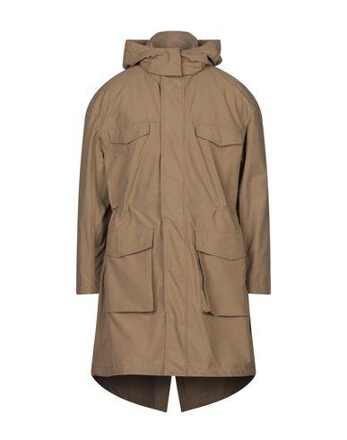Pal Zileri | Песочный; Темно-синий Мужское песочное легкое пальто LAB. PAL ZILERI плотная ткань | Clouty