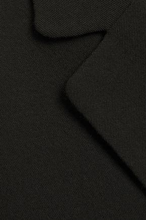 Ba&Sh | Ba&sh Woman Twill Blazer Black | Clouty