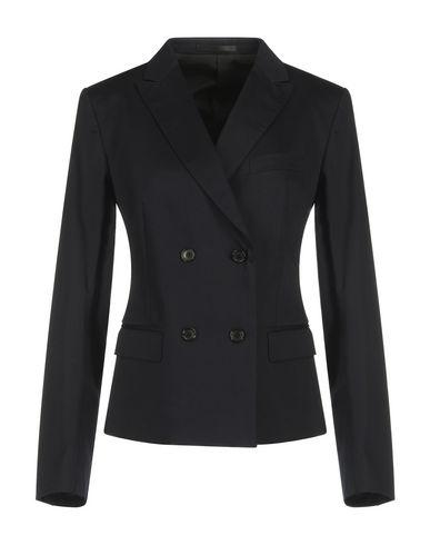 Grifoni | Женский темно-синий пиджак MAURO GRIFONI габардин | Clouty