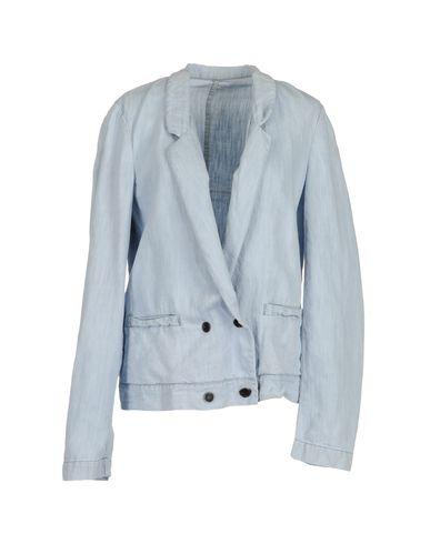 Grifoni | Небесно-голубой Женский пиджак MAURO GRIFONI плотная ткань | Clouty