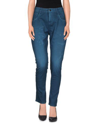 Manila Grace | Цвет морской волны; Коричневый Женские повседневные брюки MANILA GRACE габардин | Clouty