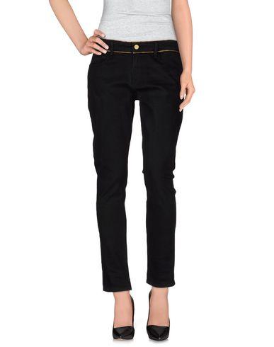 Frame | Черный Женские черные джинсовые брюки FRAME деним | Clouty