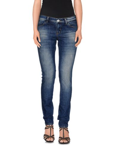 Brian Dales | Синий Женские синие джинсовые брюки BRIAN DALES & LTB деним | Clouty