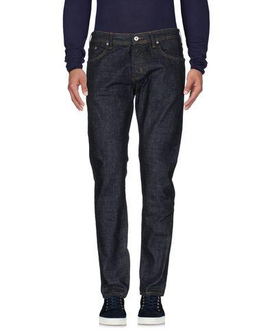 Brian Dales   Синий Мужские синие джинсовые брюки BRIAN DALES & LTB деним   Clouty