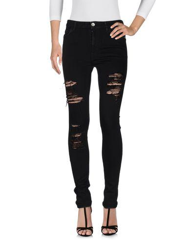 Haikure | Черный Женские черные джинсовые брюки HAIKURE деним | Clouty