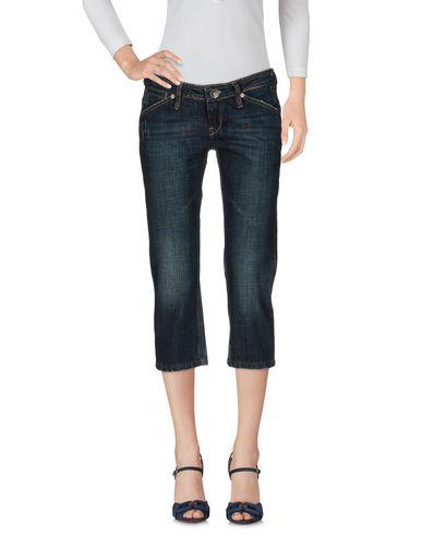 Parasuco Jeans | Синий Женские синие джинсовые брюки капри PARASUCO DENIM CULT деним | Clouty