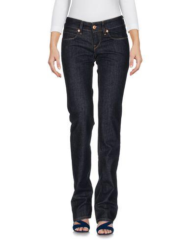 Levi's | Синий Женские синие джинсовые брюки LEVI' S деним | Clouty