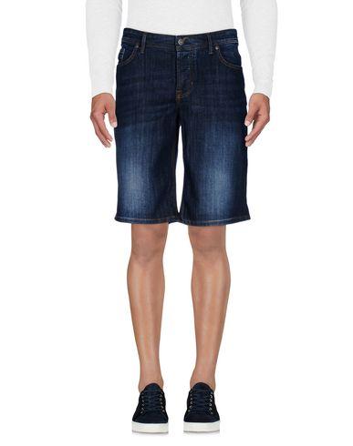 Liu•Jo | Синий Мужские синие джинсовые бермуды LIU •JO MAN деним | Clouty