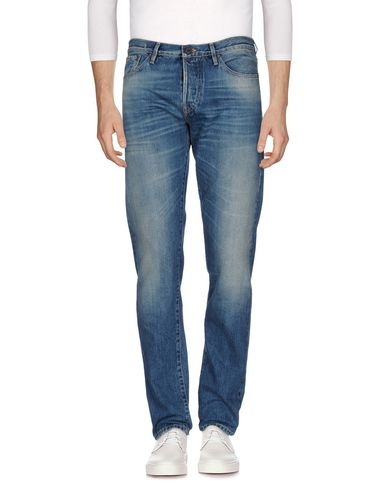 Jack & Jones   Синий Мужские синие джинсовые брюки R.D.D. ROYAL DENIM DIVISION BY JACK & JONES деним   Clouty