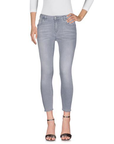 Haikure | Серый Женские серые джинсовые брюки HAIKURE деним | Clouty