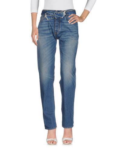 Haikure | Синий Женские синие джинсовые брюки HAIKURE классический цвет | Clouty