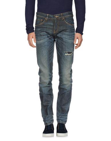 Brian Dales | Синий Мужские синие джинсовые брюки BRIAN DALES & LTB деним | Clouty