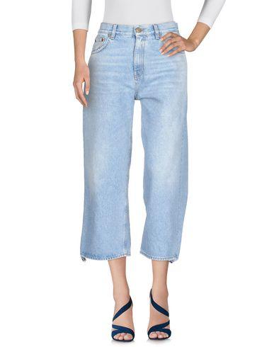 Haikure | Синий Женские синие джинсовые брюки HAIKURE деним | Clouty