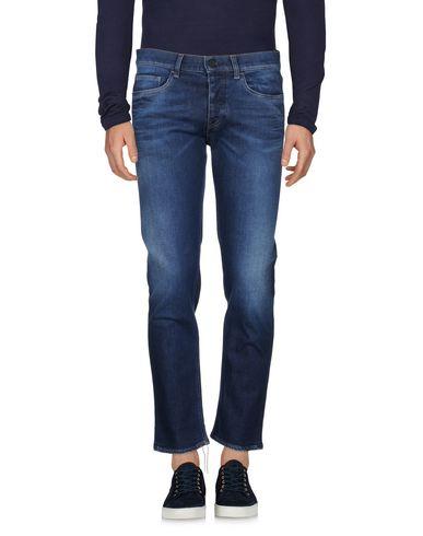 Pence | Синий Мужские синие джинсовые брюки PENCE деним | Clouty