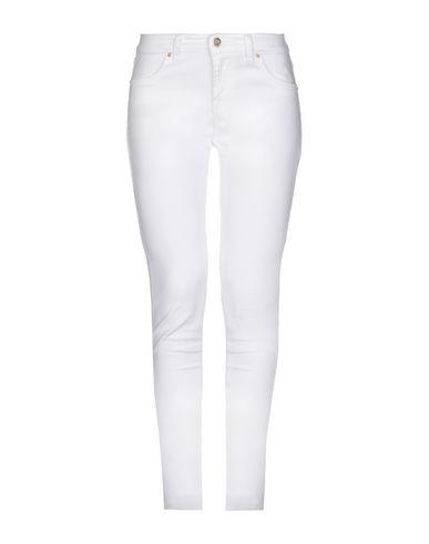 Brian Dales | Белый Женские белые джинсовые брюки BRIAN DALES & LTB деним | Clouty
