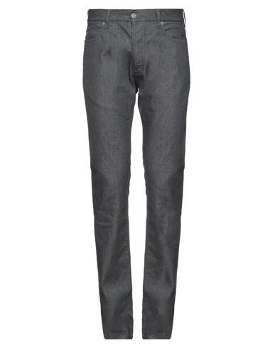 Maison Margiela   Черный Мужские черные джинсовые брюки MAISON MARGIELA Деним   Clouty