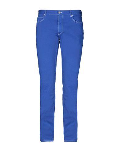 Maison Margiela | Ярко-синий Мужские джинсовые брюки MAISON MARGIELA деним | Clouty