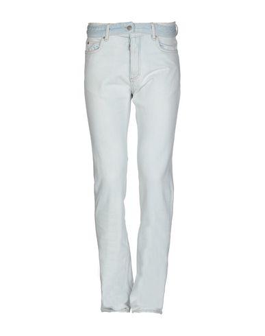 Maison Margiela | Синий Мужские синие джинсовые брюки MAISON MARGIELA деним | Clouty