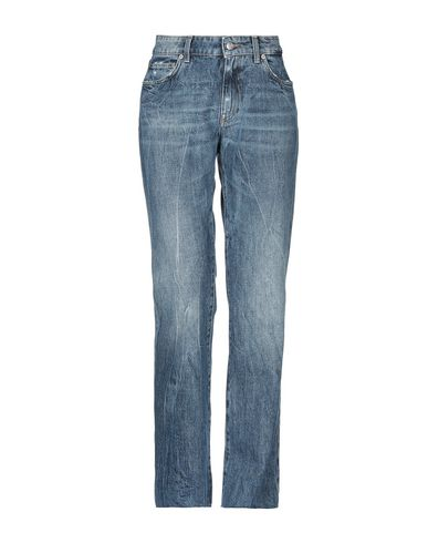 Department 5 | Синий Женские синие джинсовые брюки DEPARTMENT 5 деним | Clouty