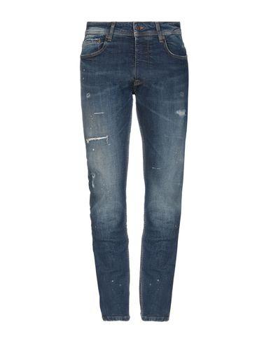 Pepe Jeans Heritage | Синий Мужские синие джинсовые брюки PEPE JEANS HERITAGE деним | Clouty