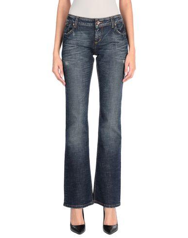 Brian Dales | Синий Женские синие джинсовые брюки BRIAN DALES DENIM деним | Clouty