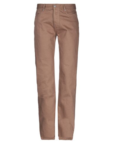 Maison Margiela | Хаки; Синий Мужские джинсовые брюки MAISON MARGIELA Деним | Clouty